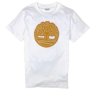 Timberland Holiday Short Sleeve T-Shirt